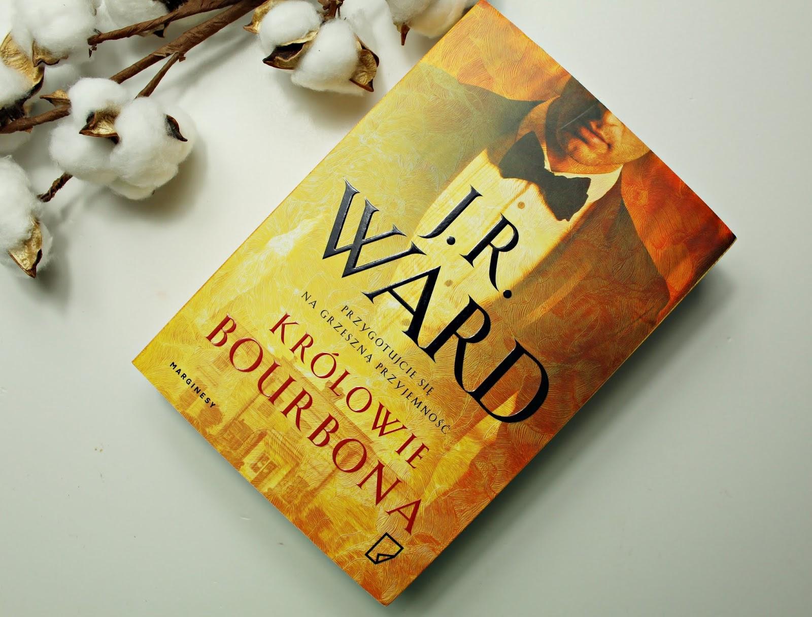 "Książka - J.R.Ward ""Królowe Bourbona"""