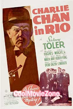 Charlie Chan in Rio (1941)