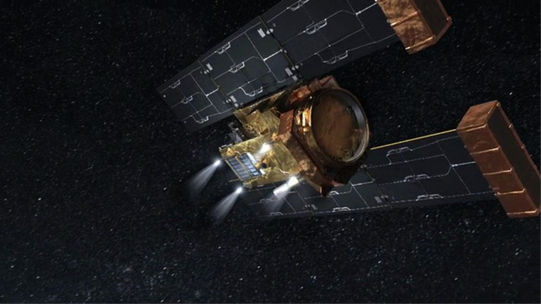Suburban spaceman: NASA Stardust: Comet chaser going off-line
