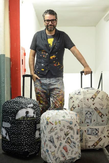 vestir tu maleta, chicas new york, fundas, valijas, equipaje, como vestir viaje, estilo en el viaje, accesorios de viaje, diseño de autor, asesora de imagen, emprendimientos, emprendedores