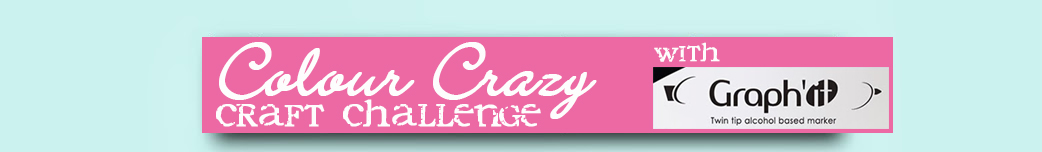 Colour Crazy Craft Challenge