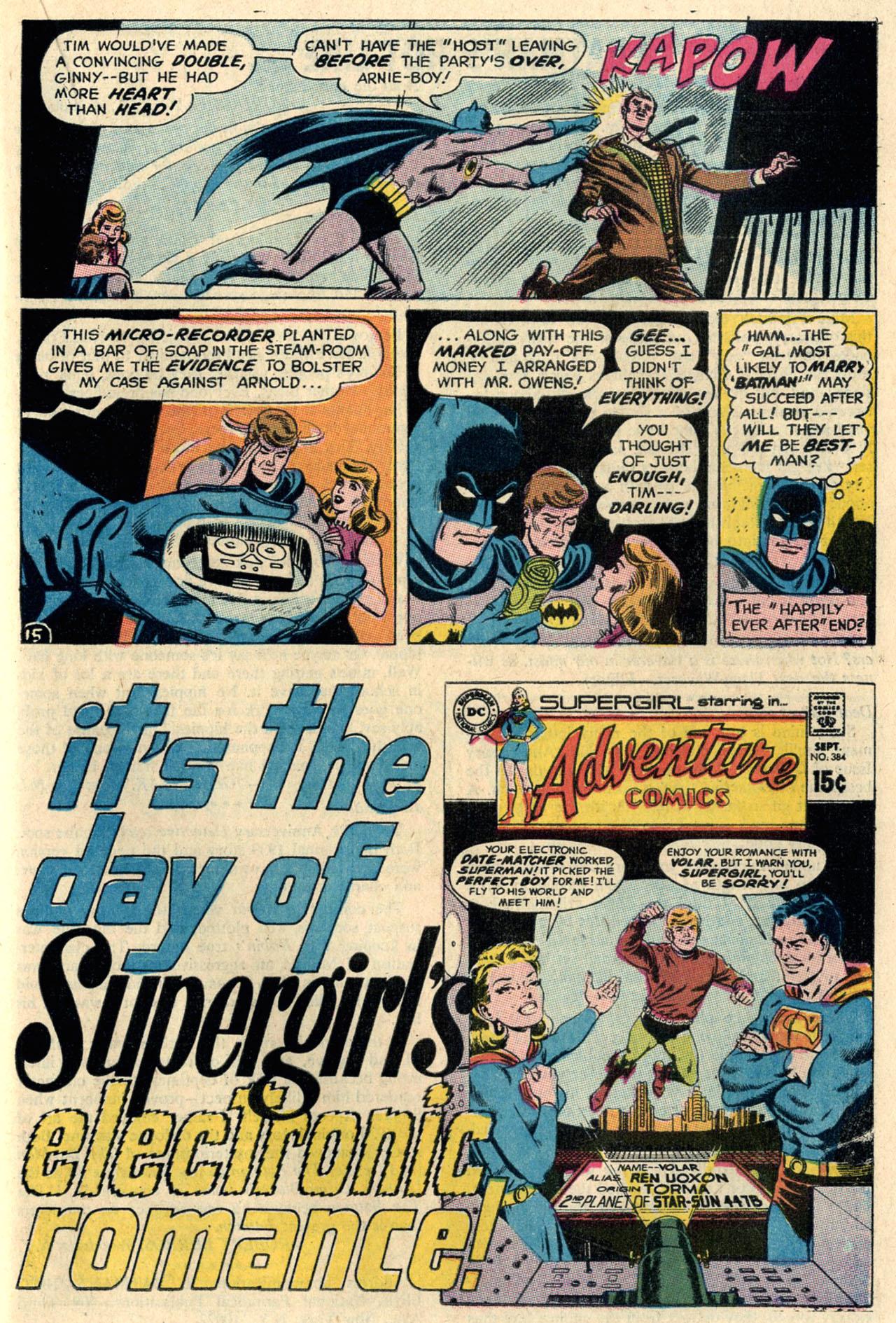 Detective Comics (1937) 391 Page 18