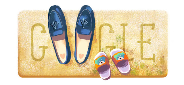 Mother's Day 2016 (Spain, Portugal, Lithuania) - Google Doodle
