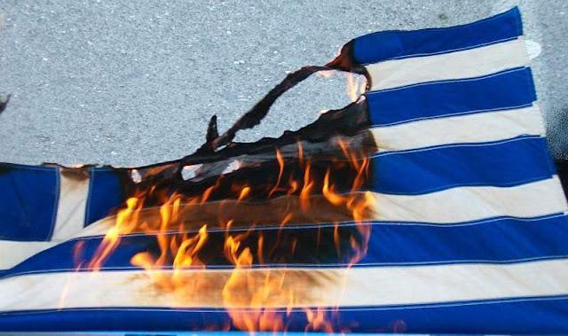 «ΒΡΑΖΕΙ» Η ΚΥΠΡΟΣ! «Όταν είσαι Ελληνοκύπριος κι όποτε βλέπεις ελληνική σημαία γίνεσαι Τούρκος, τότε ΔΕΝ γίνεσαι, απλά είσαι!