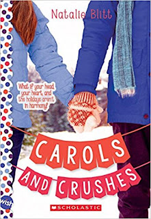 Carols and Crushes: A Wish Novel