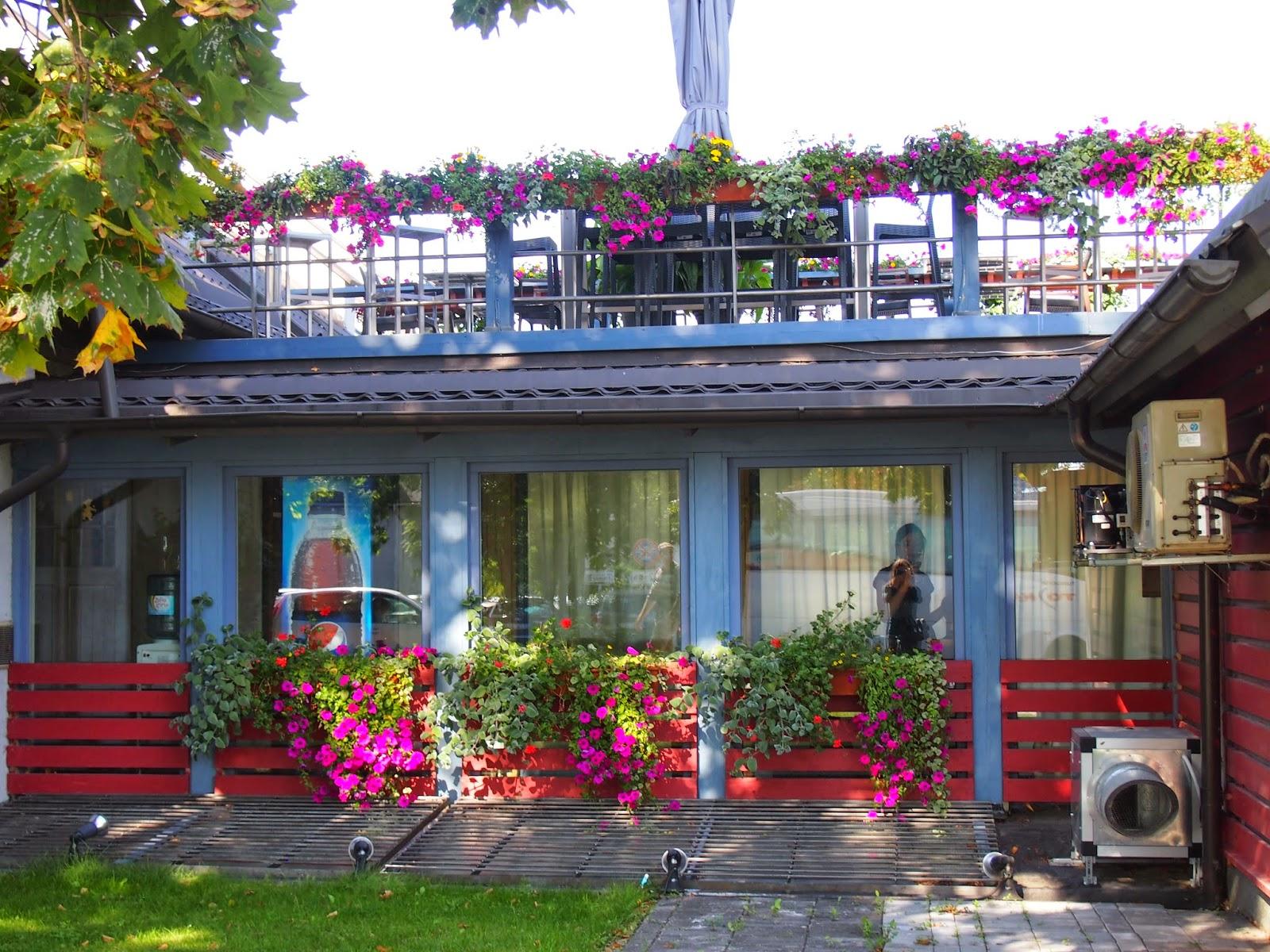 Bona restaurant in Trakai