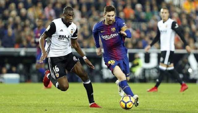 Prediksi Valencia vs Barcelona Copa de Rey