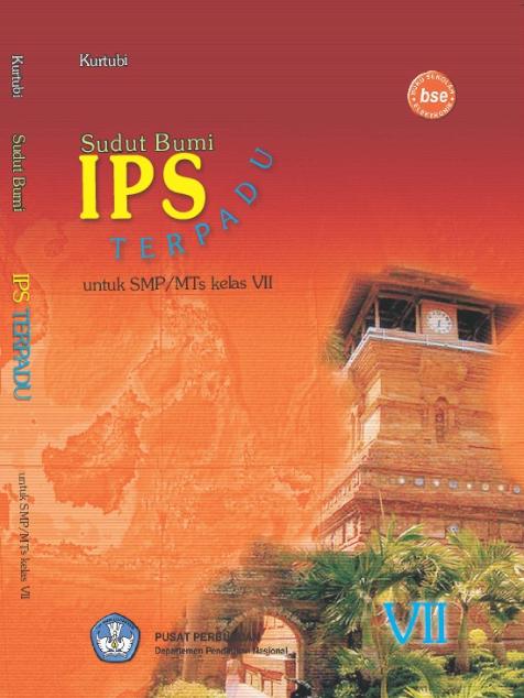 Download Buku Siswa KTSP SMP dan MTs Kelas 7 Sudut Bumi IPS Terpadu