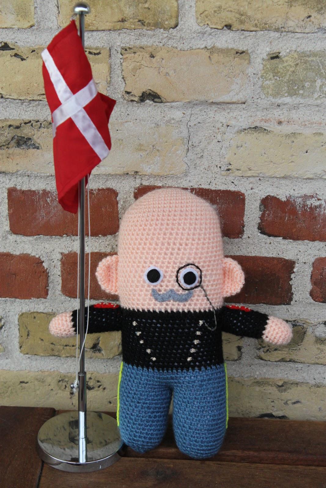 frøkenen & baronen: Honnør for flaget