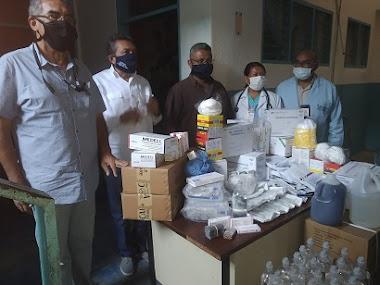 Ambulatorio de Aricagua recibió dotación de insumos médicos