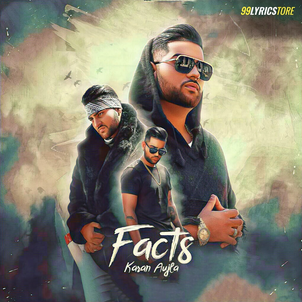 Facts Punjabi song lyrics sung by Karan Aujla
