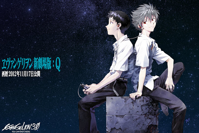 Evangelion: 3.0 You Can (Not) Redo BD Subtitle Indonesia