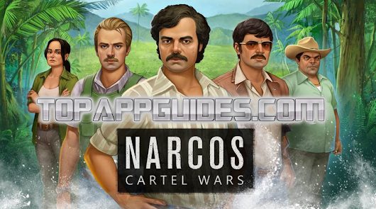 Narcos Cartel Wars Gold Cheats