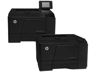 Download HP LaserJet Pro 200 printer M251 series drivers