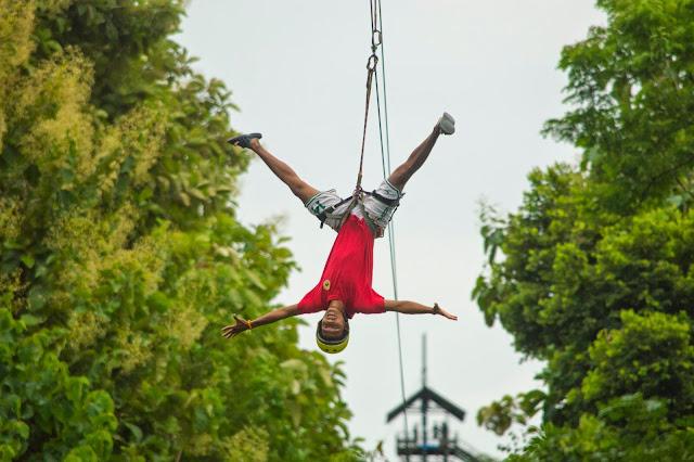 Balungao Hilltop Adventure Zipline