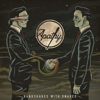 Apathy - Handshakes With Snakes (2016) - Album Download, Itunes Cover, Official Cover, Album CD Cover Art, Tracklist
