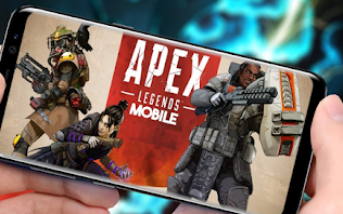 EA xác nhận thông tin Apex Legends Mobile sắp đến tay người dùng