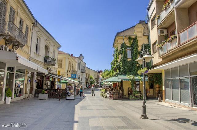 Sirok Sokak, Bitola, Macedonia