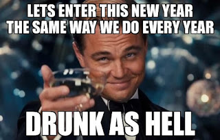 new year funny wishes messages