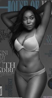 ruth kadiri photoshop bikini body