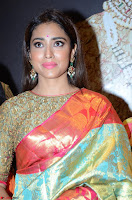 Shriya Saran Looks Stunning in Silk Saree at VRK Silk Showroom Launch Secundrabad ~  Exclusive 061.JPG