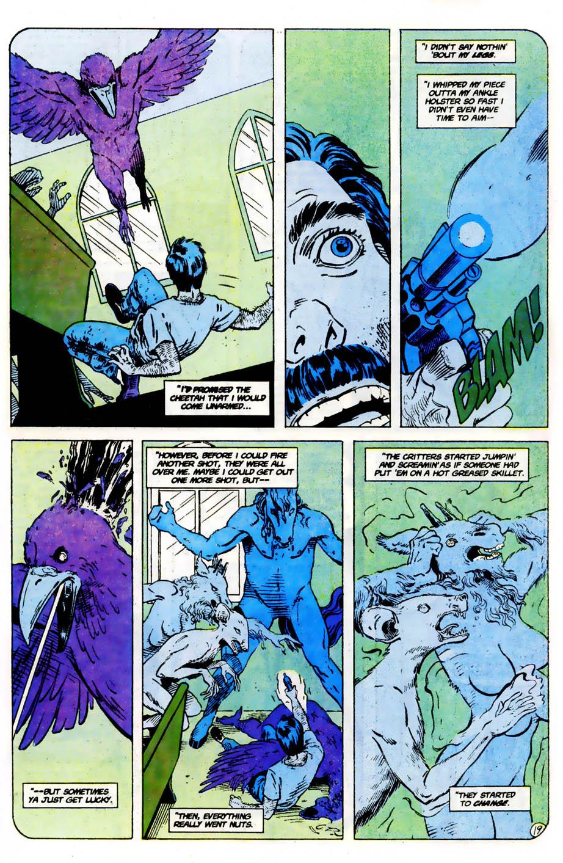 Read online Wonder Woman (1987) comic -  Issue #61 - 21