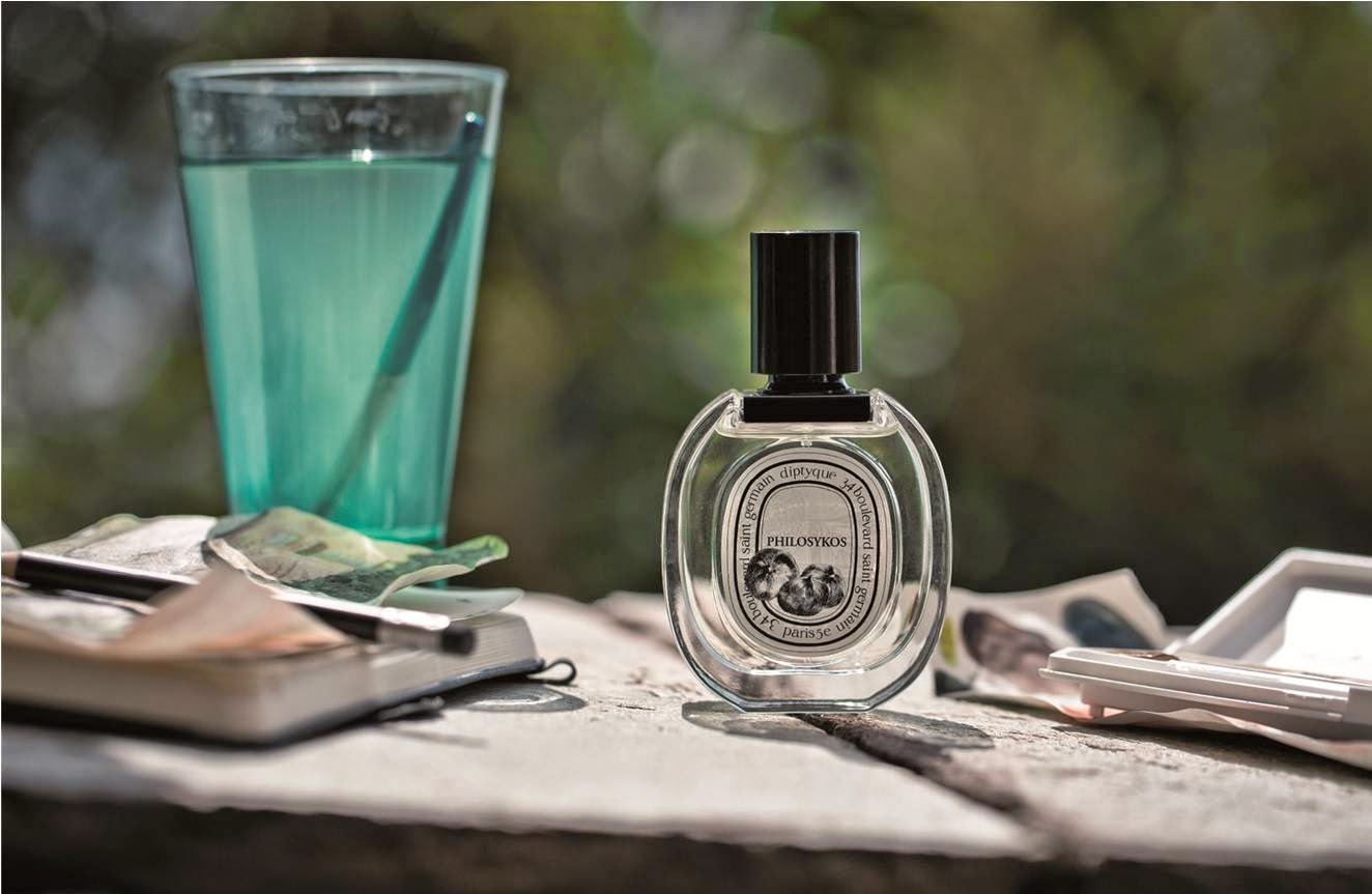 Diptyque Figuier & Philosykos Collection, Diptyque, Diptyque Figuier Collection, Diptyque Philosykos Collection, Scented Candles, Fragrance, Fig,