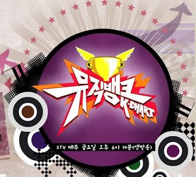 Kbs Music Bank Chart