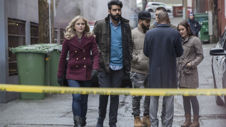 iZombie - Episode 3.12 - Looking for Mr. Goodbrain, Part 1 - Sneak Peeks,  Promo, Promotional Photos & Press Release
