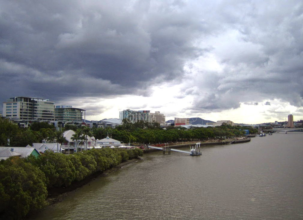 South Bank, Brisbane, Queensland, Australie