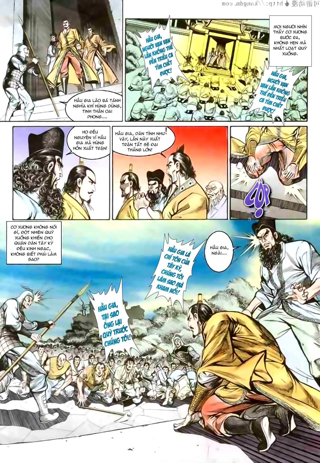 Cơ Phát Khai Chu Bản chapter 132 trang 4