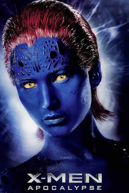 Jennifer Lawrence es Mystique en X-Men Apocalypse