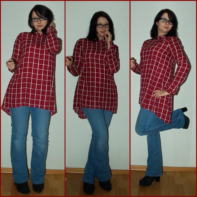 [Fashion] Rote Karo-Liebe