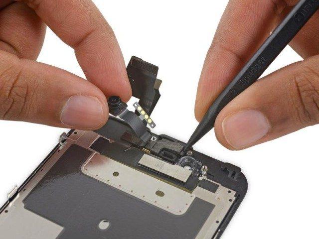 iPhone 6 không tự tắt màn hình khi gọi