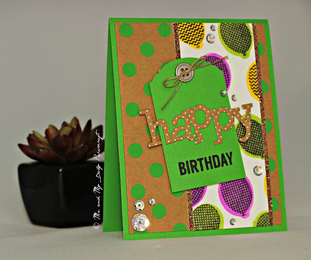 LEAP DAY BLOG POST - Me And MY Daily Papercraft Blog - Handmade Card by PriCreated
