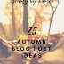 25 Autumn Blog Post Ideas