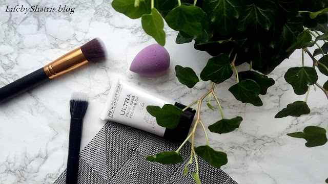 BB cream foundation | Makeup Revolution | RECENZJA
