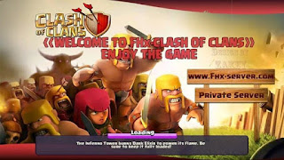 RIALSOFT.com - Download Mod Clash Of Clans APK Private Server FHx Terbaru