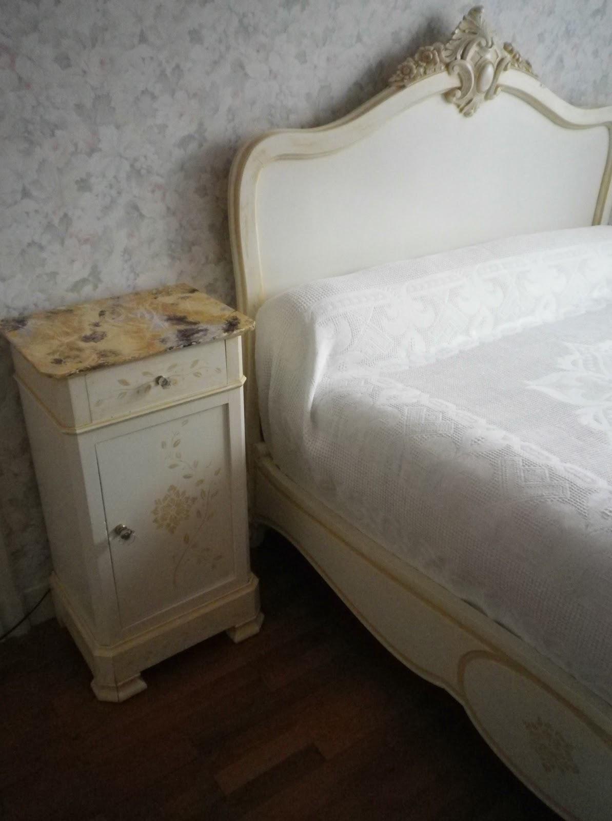 Patin  Une nouvelle vie pour vos meubles et objets Patine sur meuble Louis XV