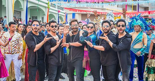 Golmaal Again Full Movie Download (HD) 720p - Free Download