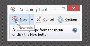 طرق التقاط صورة للشاشة بدون برامج بأدوات مخفية في الويندوز | Windows