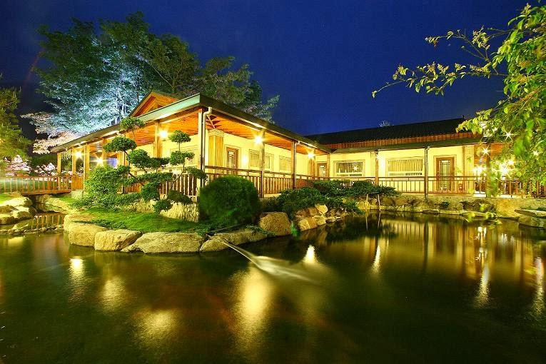 綠莊飛閣渡假會館 Flying Villa
