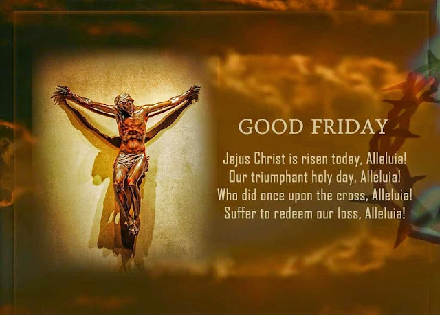 happy good friday sms wishes 2017
