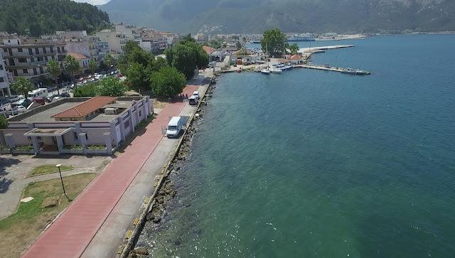 Ηγουμενίτσα: Παιδάκι έπεσε με το ποδήλατό του στη θάλασσα