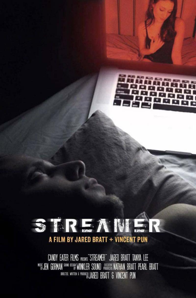 streamer film poster