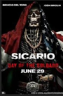 Nonton Film Sicario: Day of the Soldado 2018
