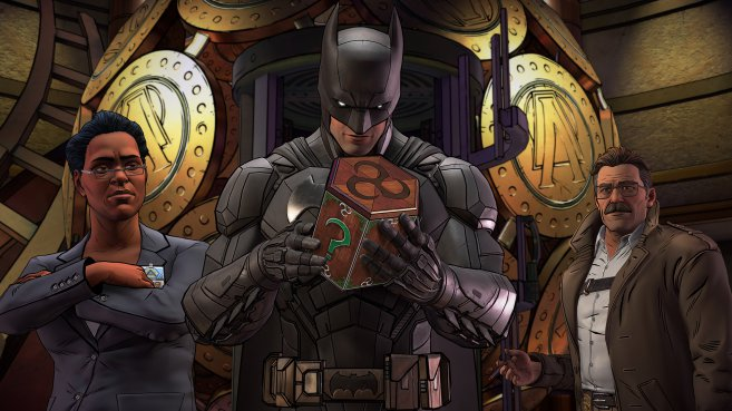 Warner Bros. and Telltale Games Shares Batman: The Enemy Within Series Release date.