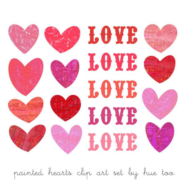 All About FLOUR: VALENTINES DAY HEART CLIP ART – BEST FREE ...