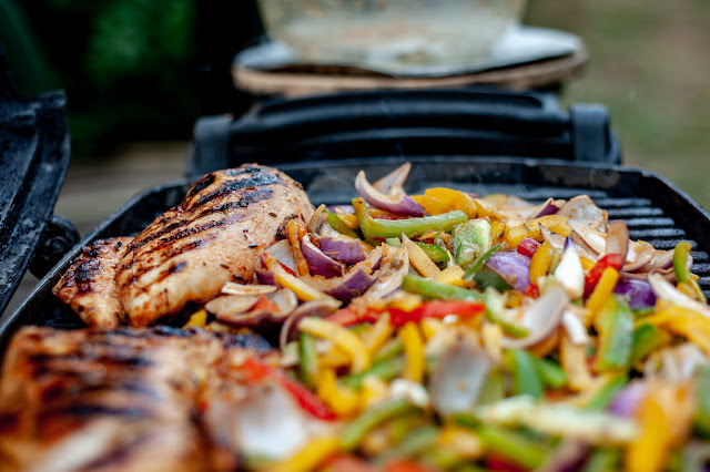 Chicken fajitas have been part of Tiger Woods Champions Dinner menu more than once