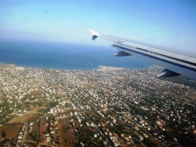 Tempo de avião até Atenas